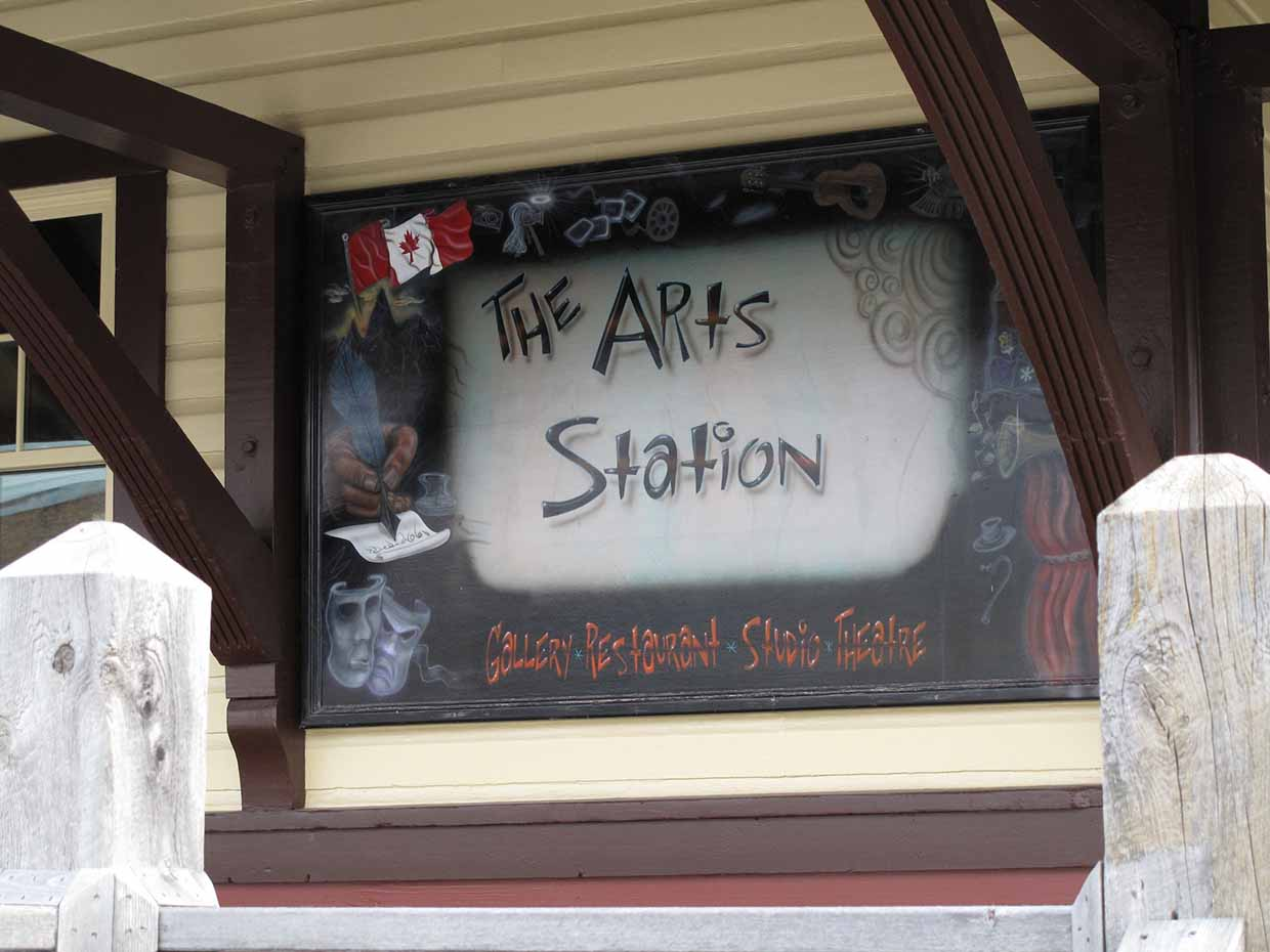 The Arts Station