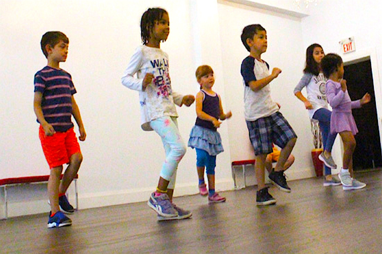 Kids Latin Dance