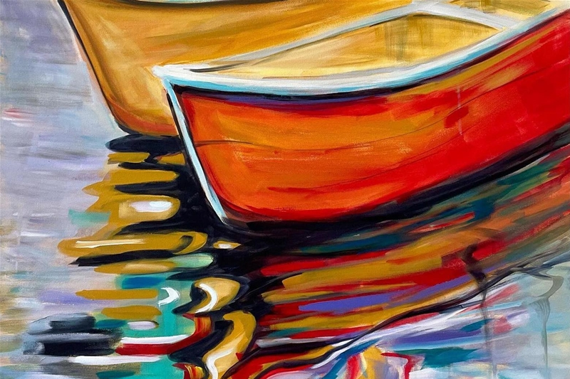 Janet Moore - Reflections