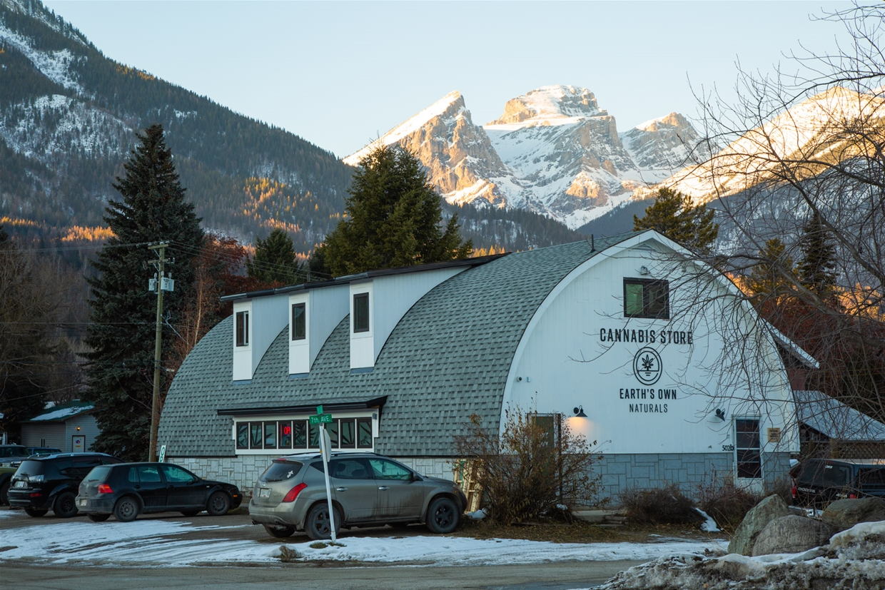 Earth's Own Naturals, located in Fernie, BC
