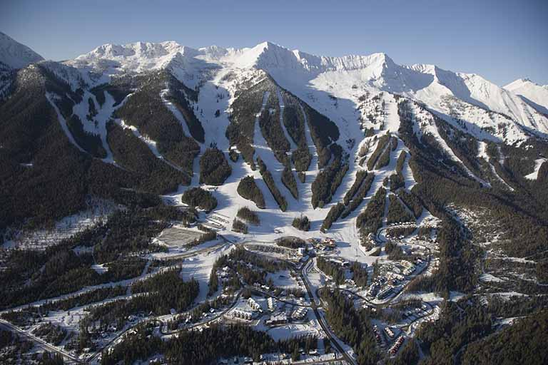 Fernie Alpine Resort - Winter