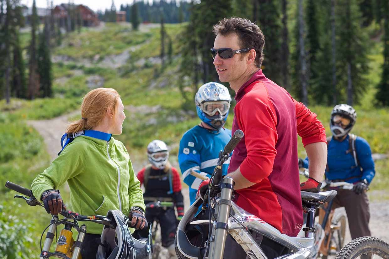 Fernie Alpine Resort - Biking