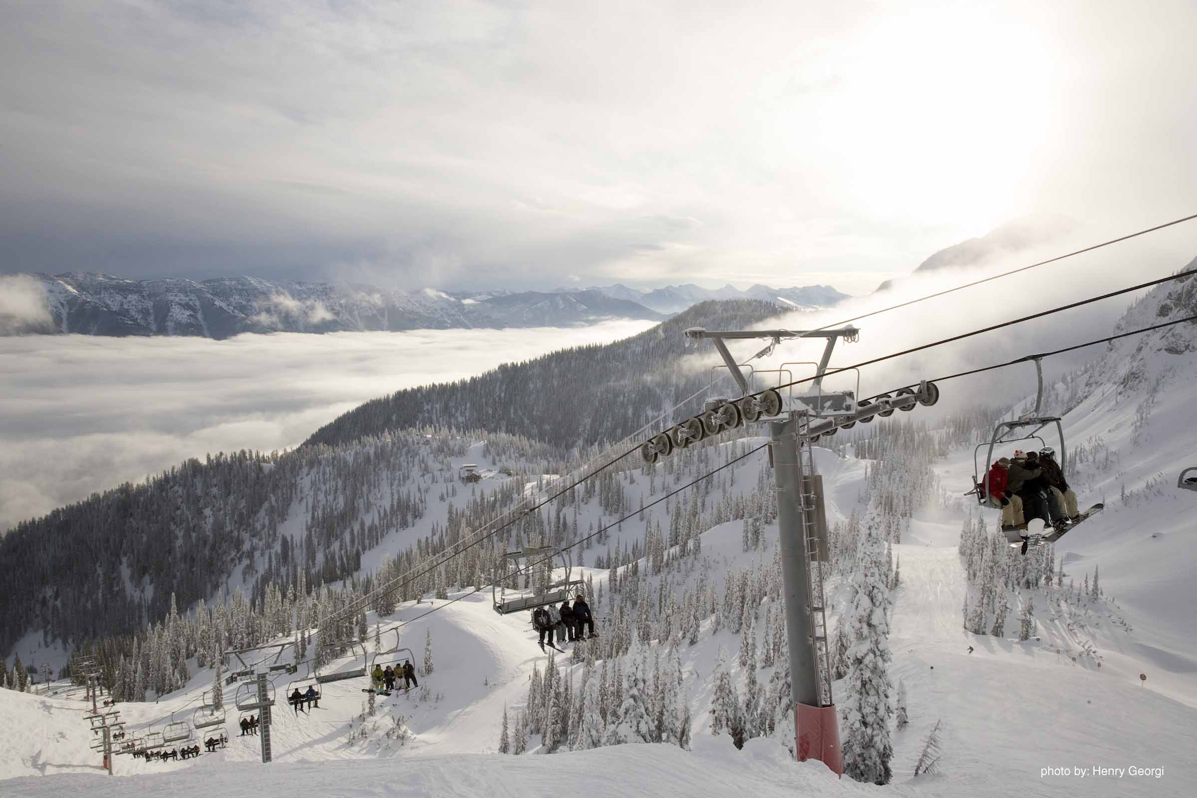Fernie Alpine Resort - Alpine View