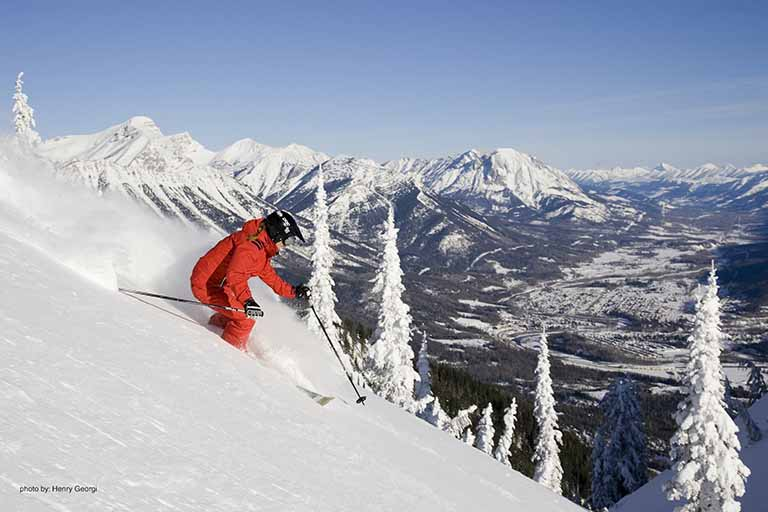 Fernie Alpine Resort - Skiing