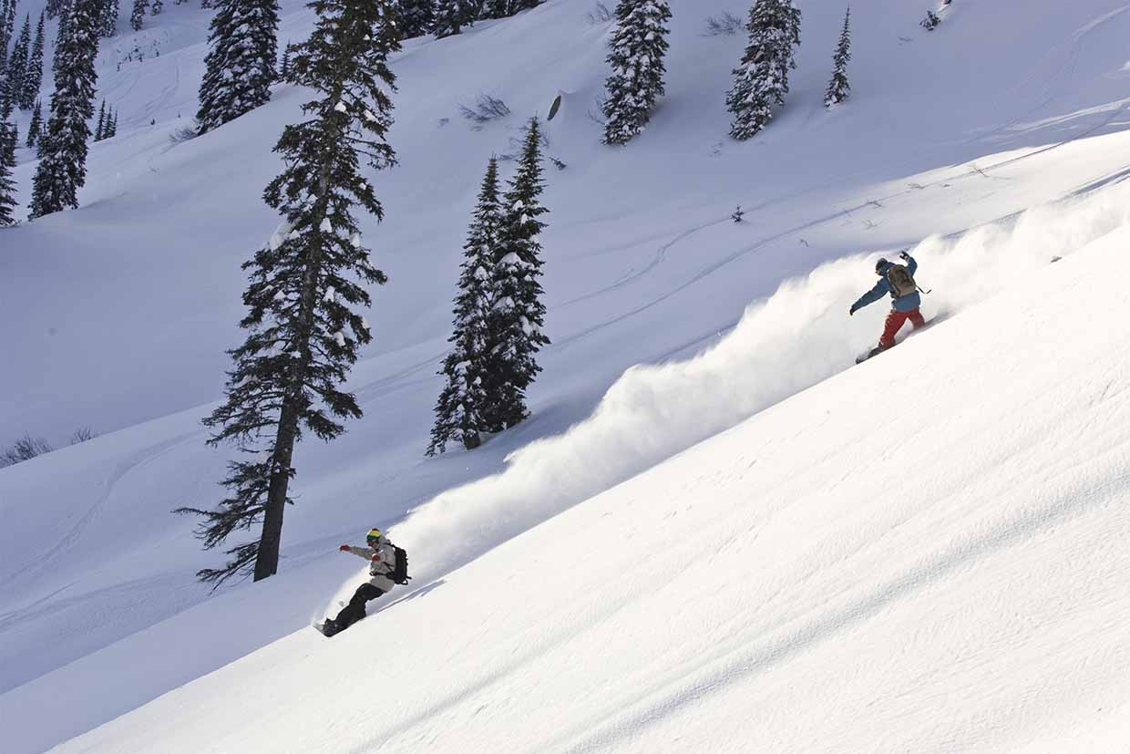 Fernie Alpine Resort - Snowboard