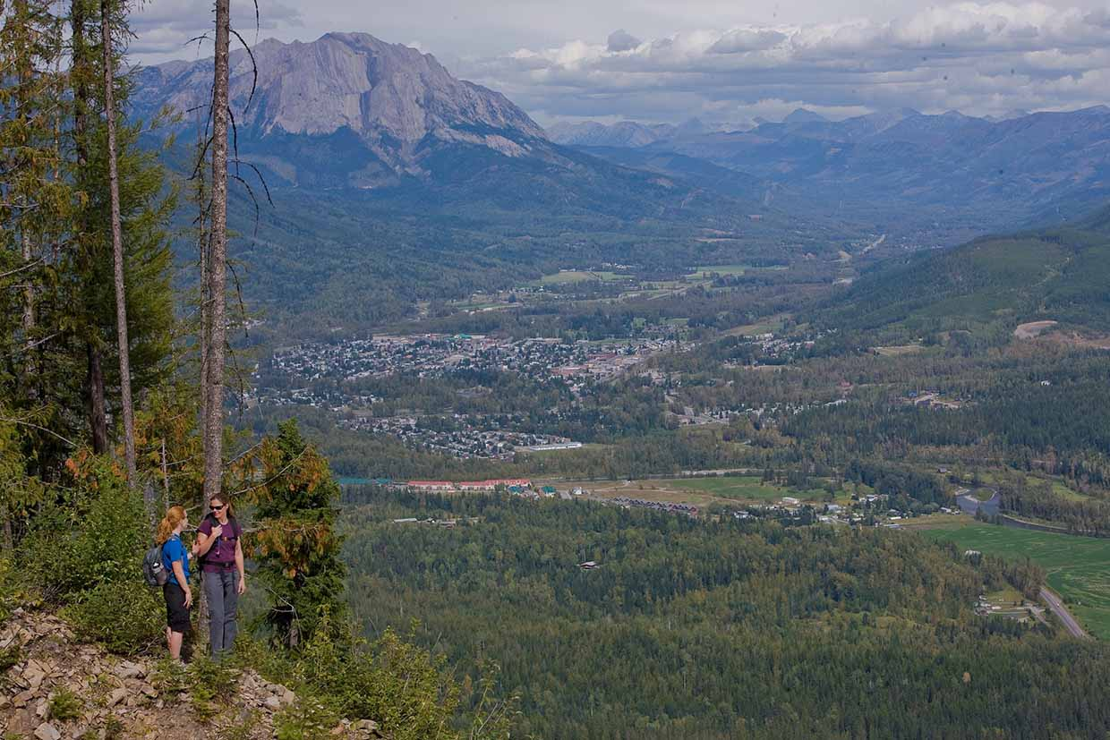 Fernie Alpine Resort - Hiking