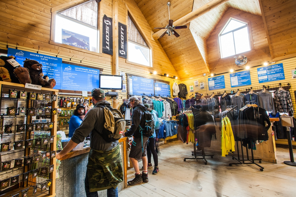Sports Alpine Retail Store