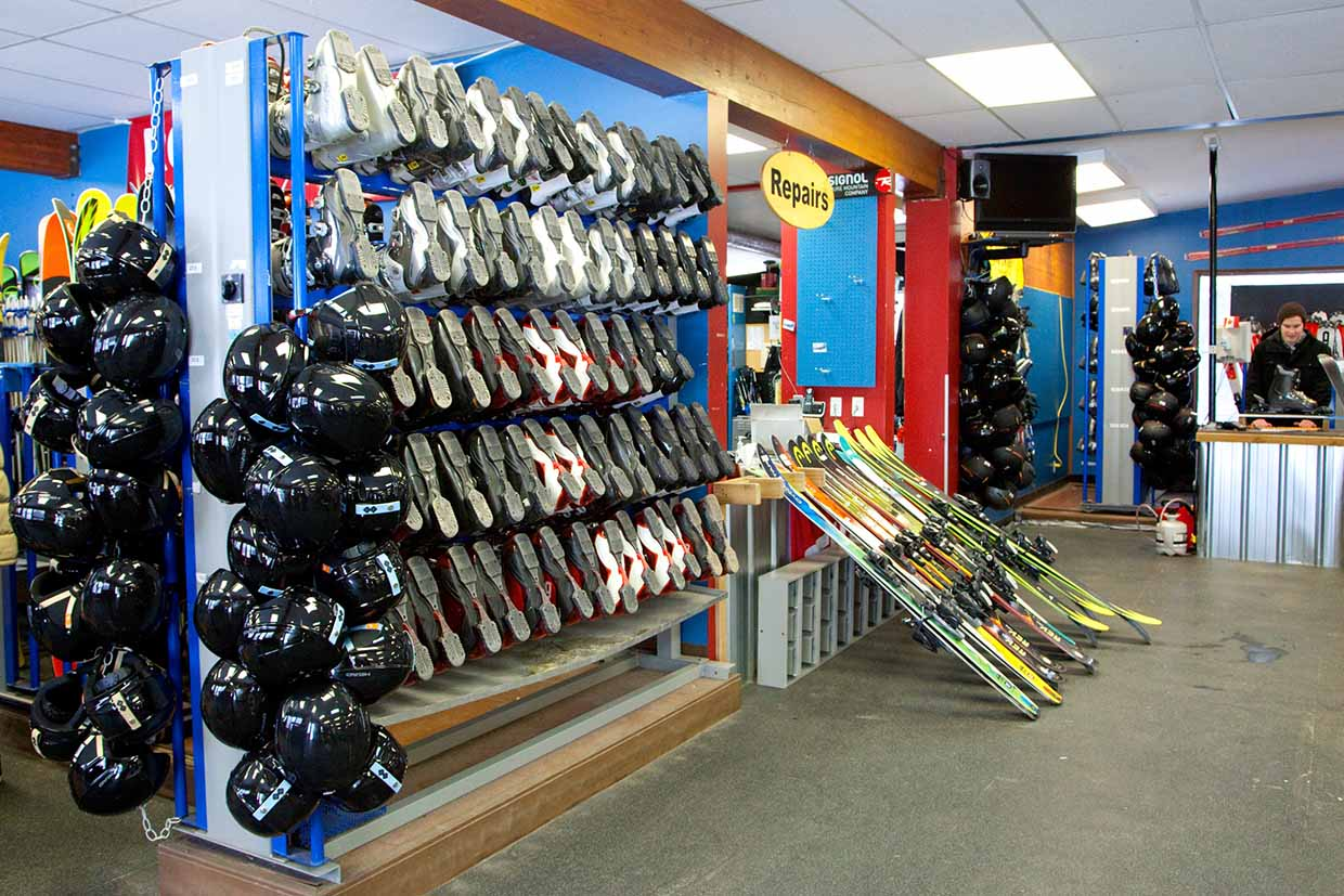 Sports Alpine Rental Amp Repair Shop At Fernie Alpine Resort