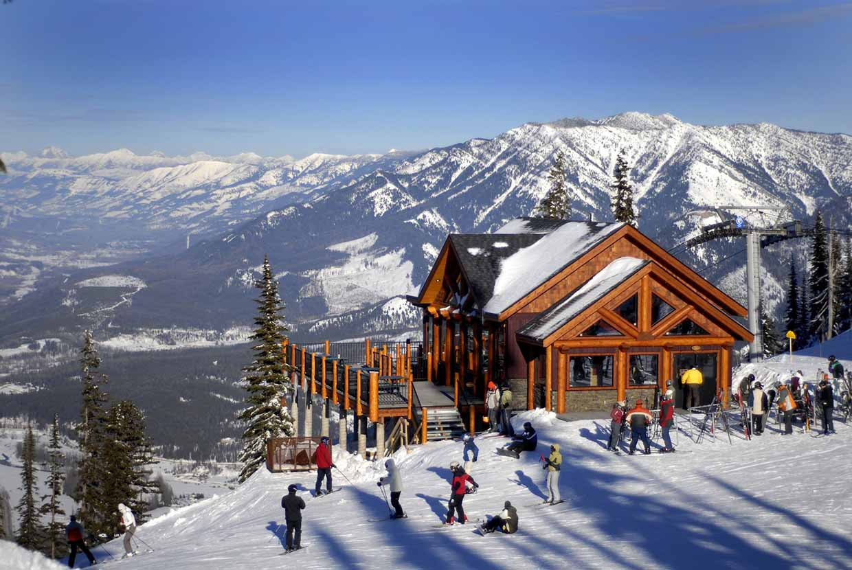 Alta Ski Resort Hotels