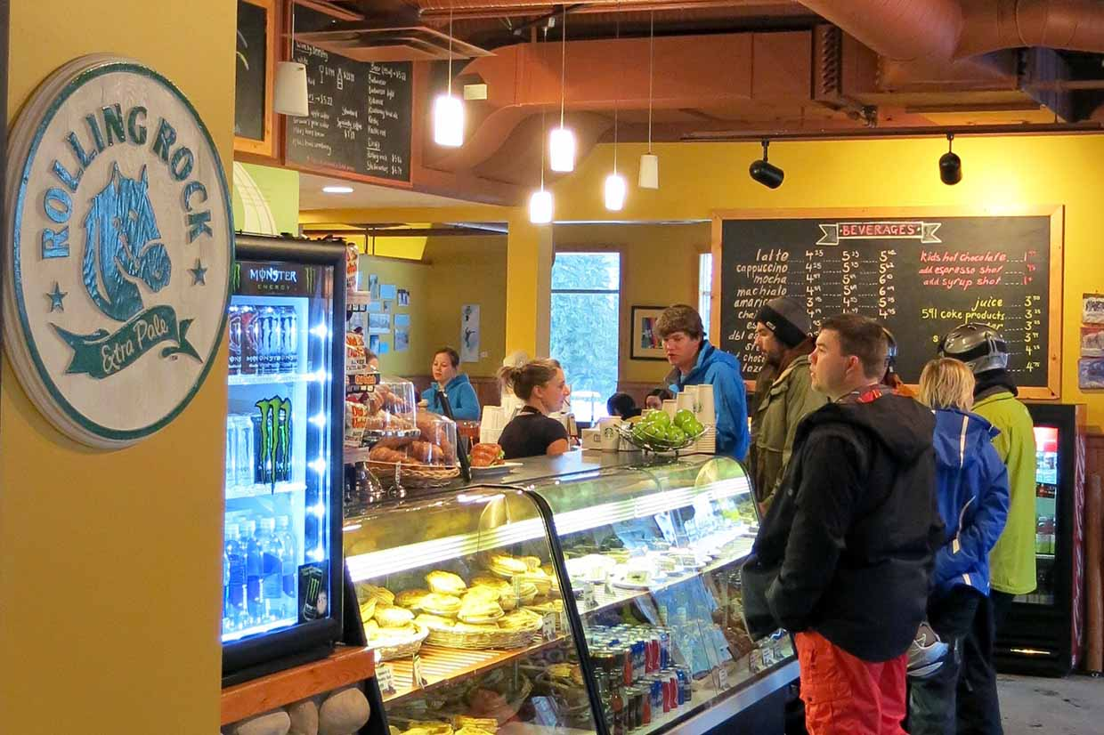 Slopeside Coffee & Deli