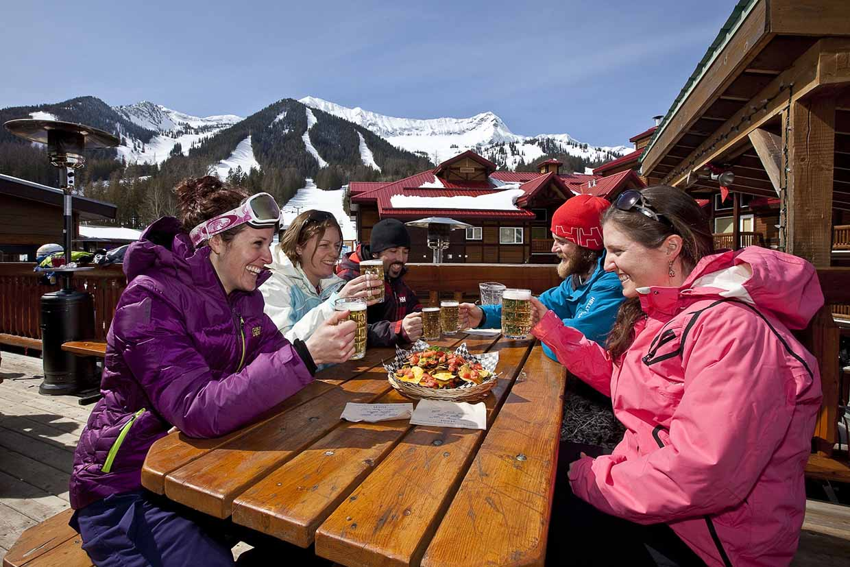 Griz Bar at Fernie Alpine Resort