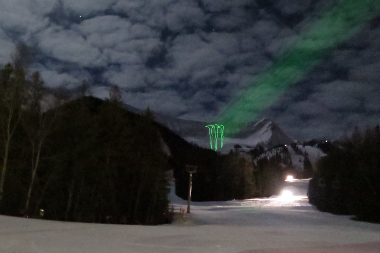 Monster Energy at Fernie Alpine Resort