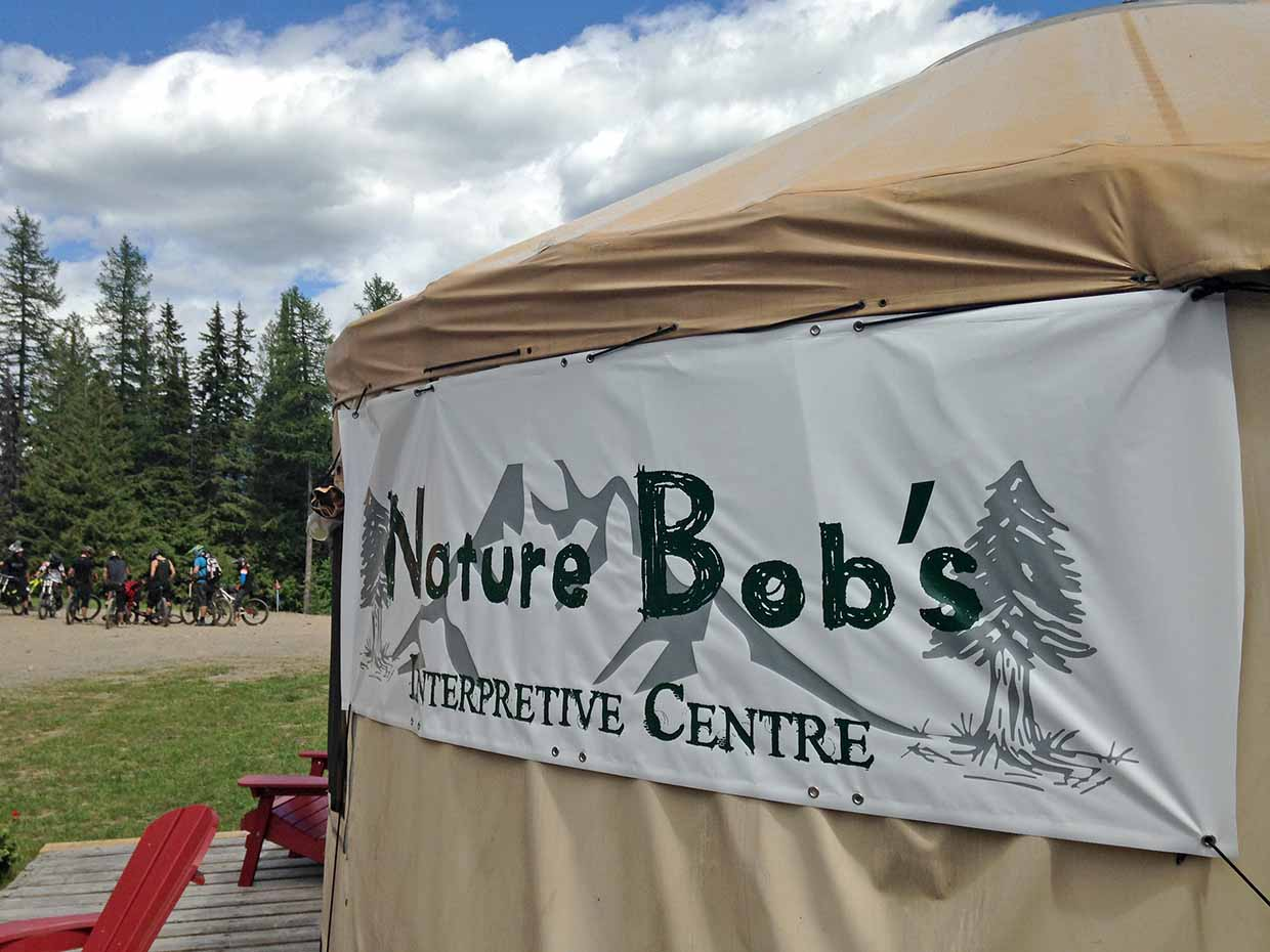 Nature Bob's Interpretive Centre