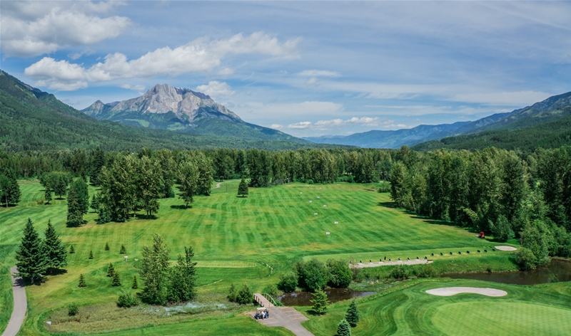 Fernie Golf & Country Driving Range