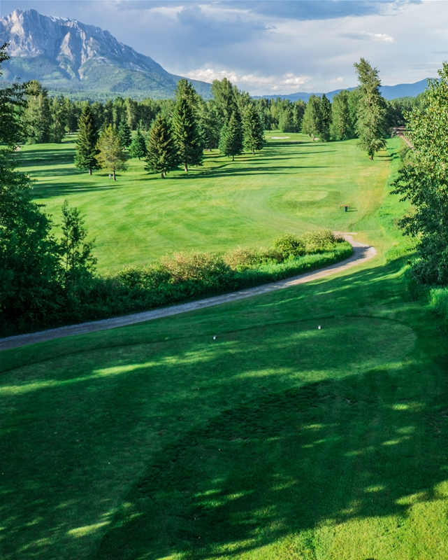 Fernie Golf & Country Club - Hole 15