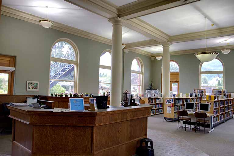 Fernie Heritage Library