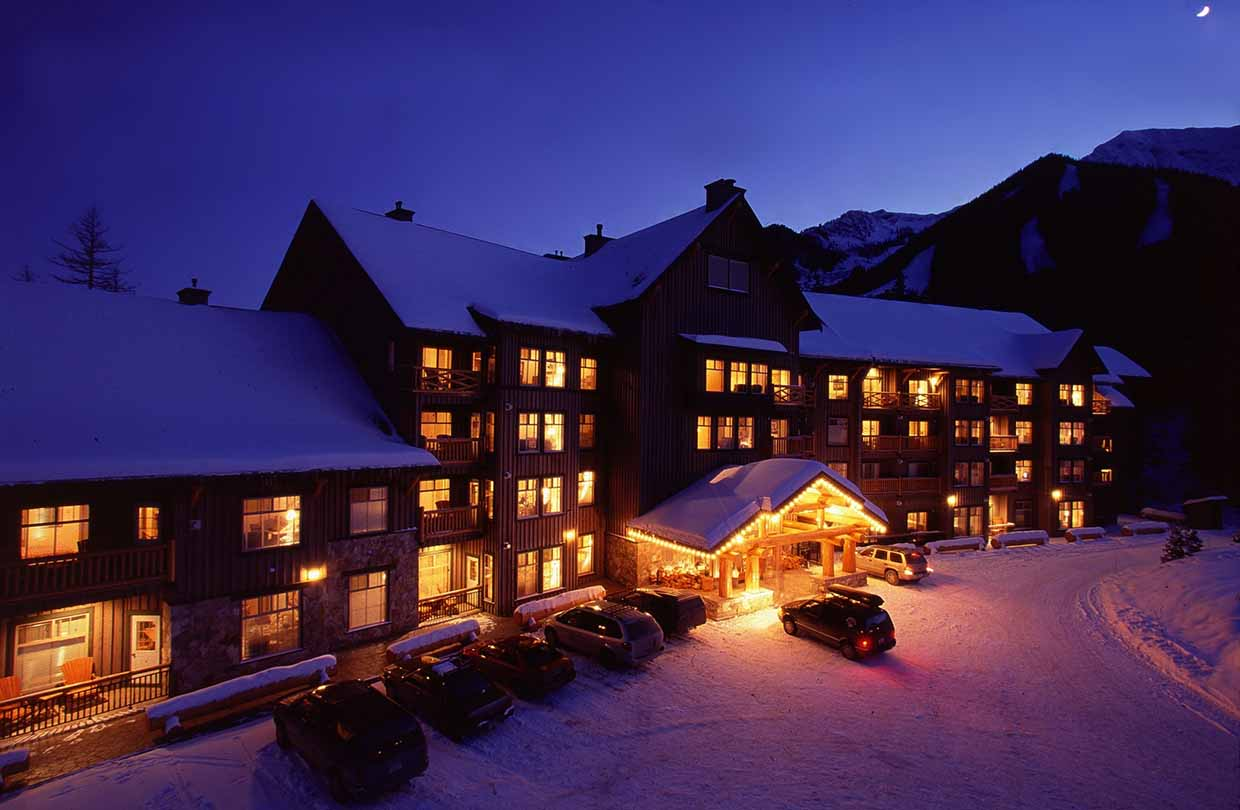 Snow Creek Lodge - Winter