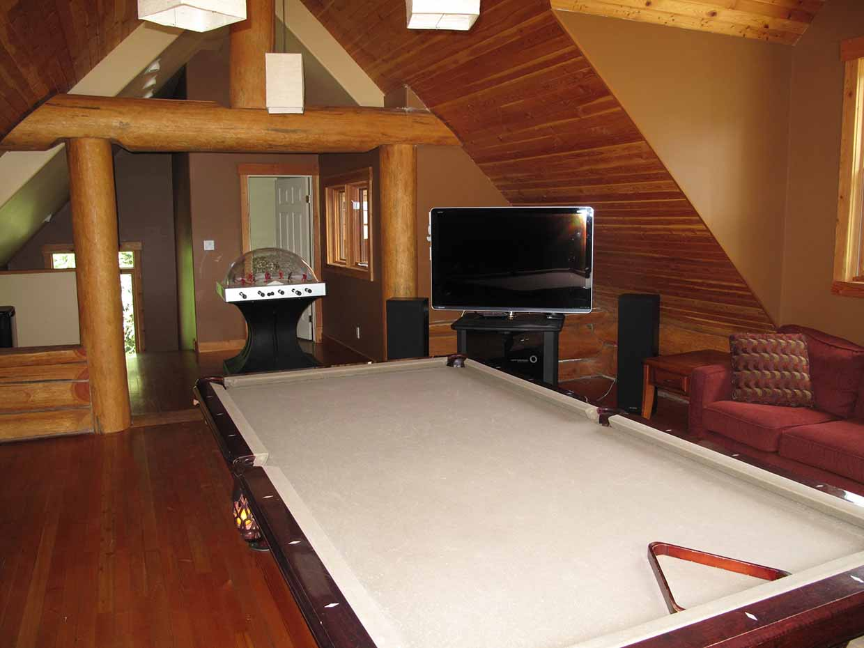 The Timbers - Games Room