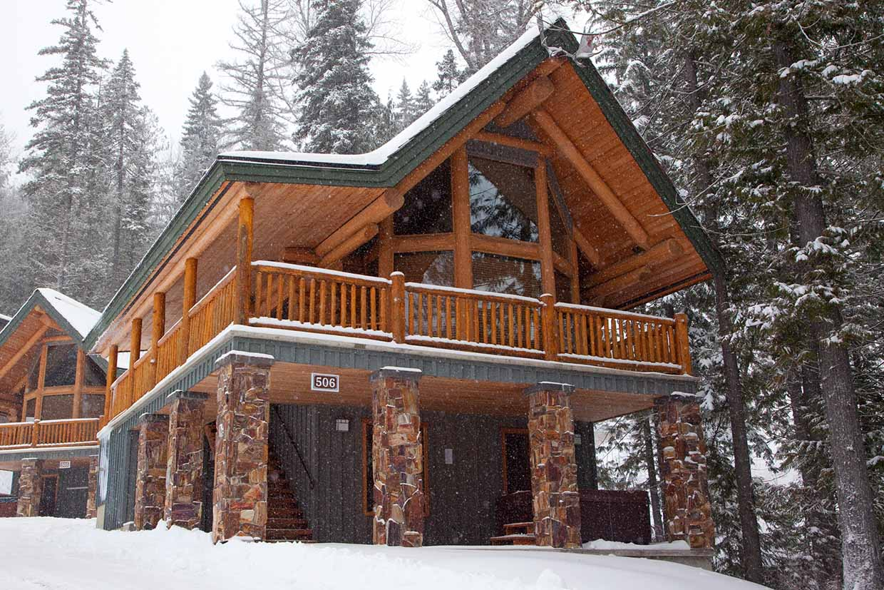 Snow Creek Cabins