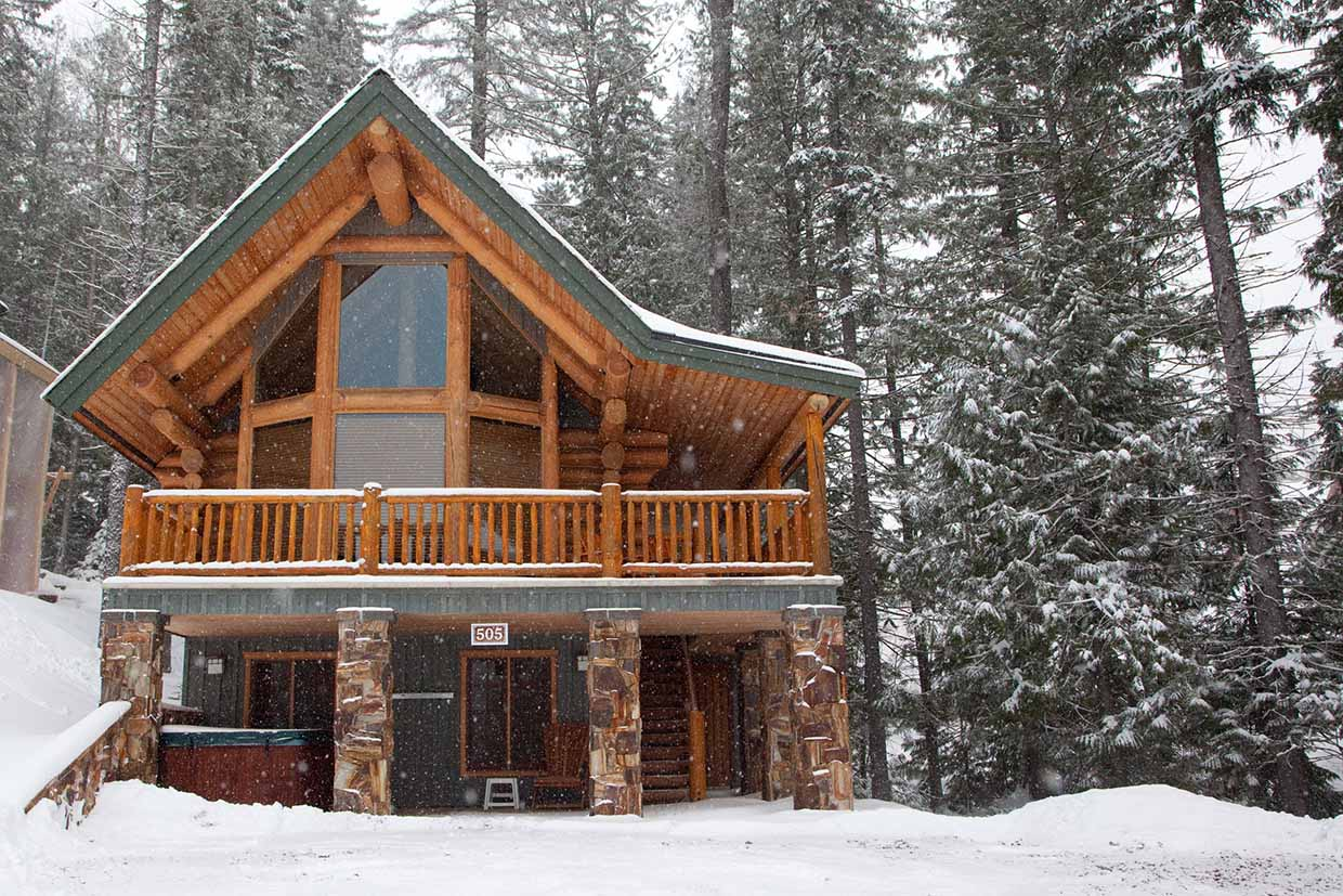 Snow Creek Cabins Fernie Bc