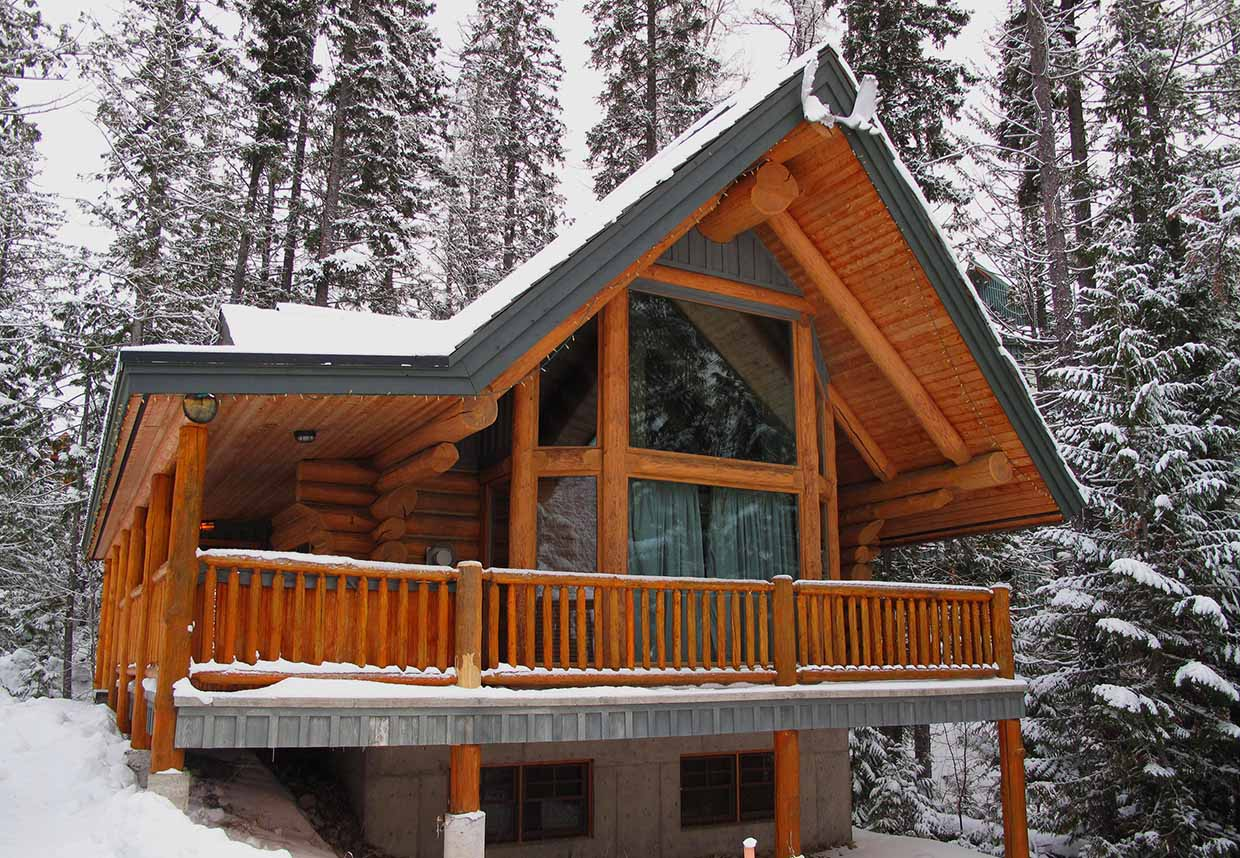 Snow Creek Cabins - Fernie BC