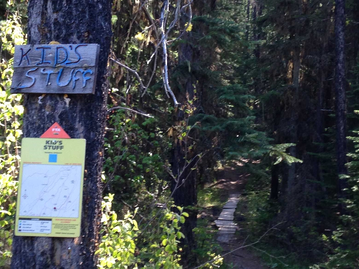 Kids Stuff Trail - Ridgemont