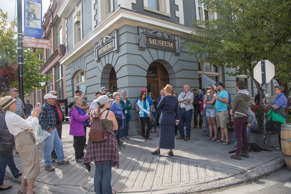 Fernie Heritage Walking Tours