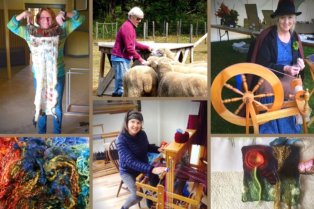 Fernie Spinners & Weavers Guild