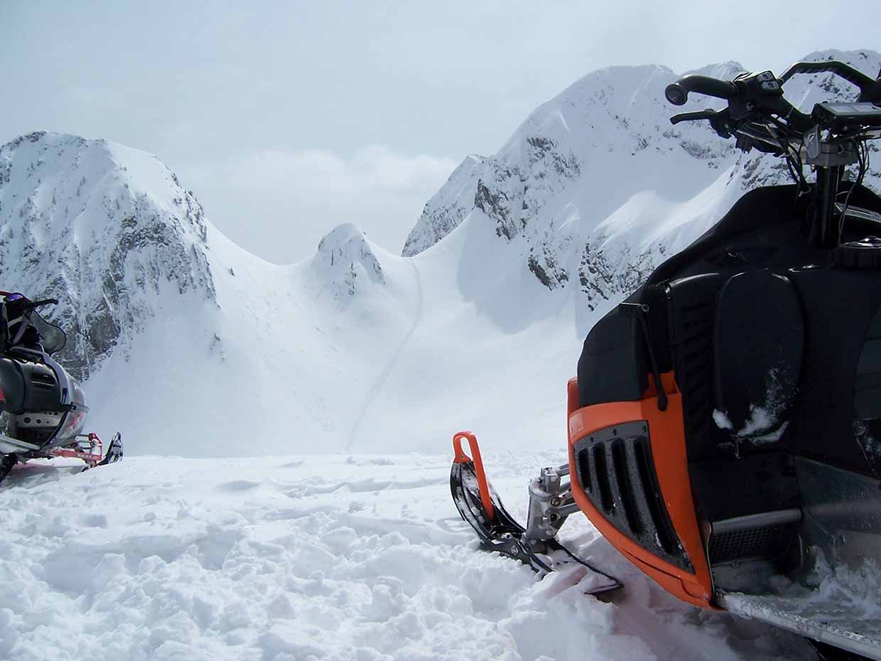 Fernie Snowmobiling; Yours to explore!