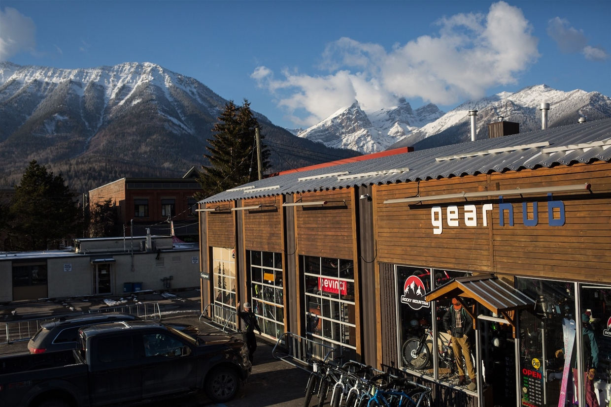 One of Fernie's biggest and most comprehensive gear and outdoor stores!