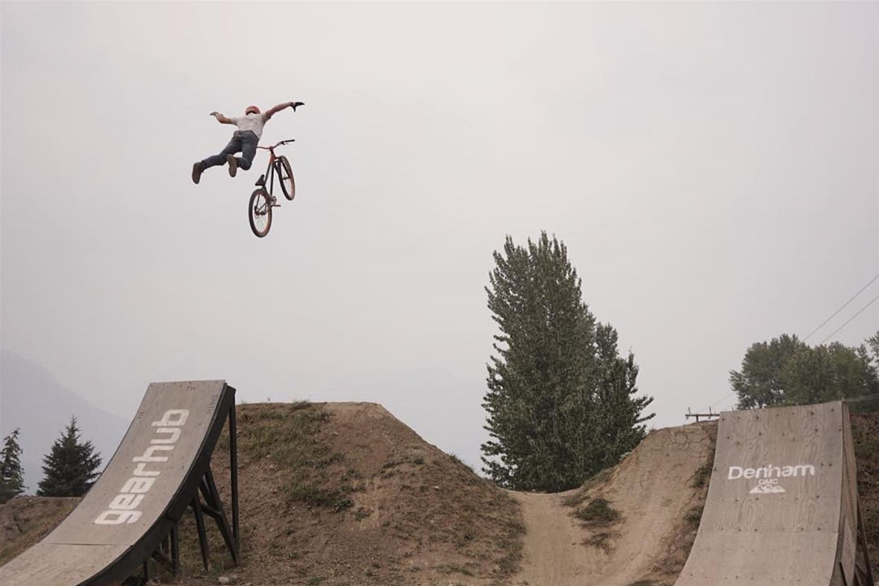 Proud supporter of Wam Bam Dirt Jump Jam - Fernie's annual dirt jumping contest