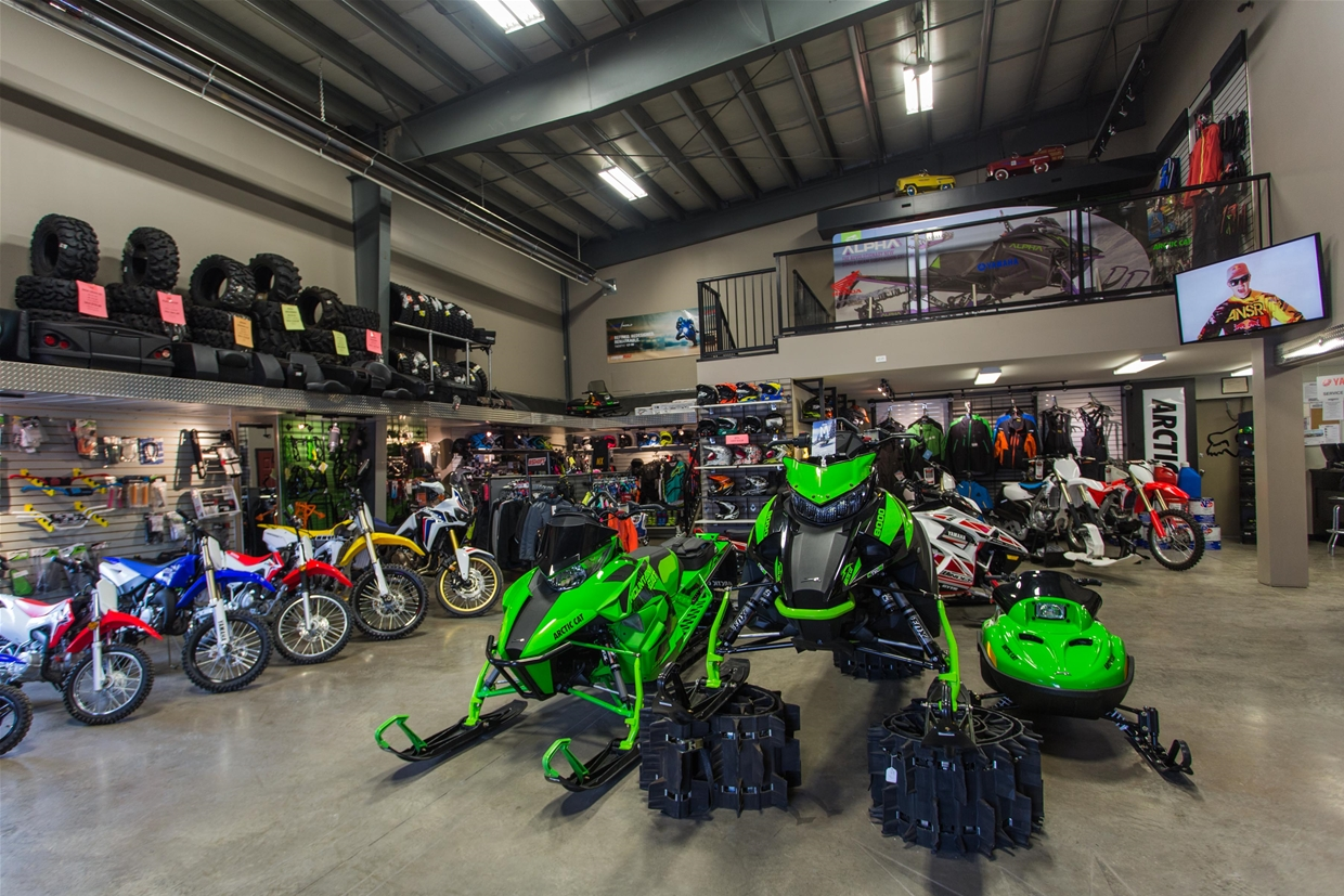 Motorcycles, sleds, ATV, Accessories & more