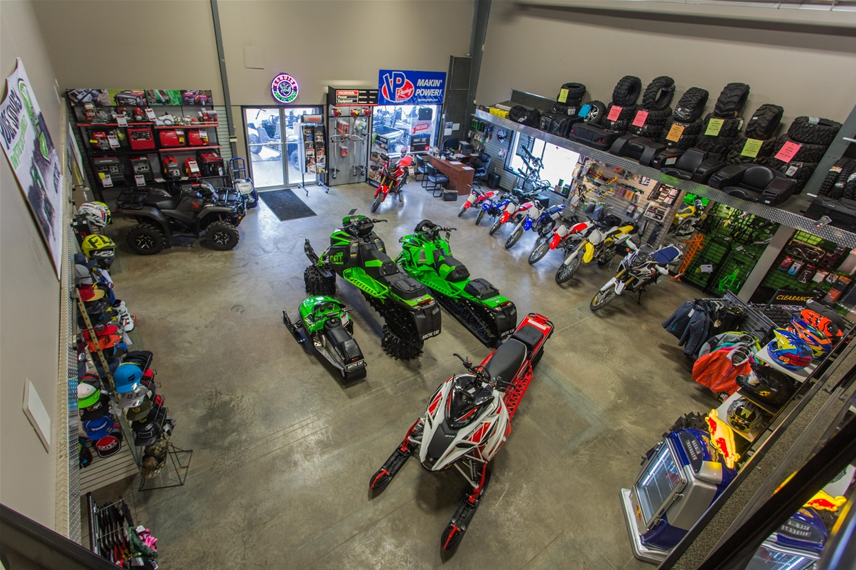 Ghostrider Motorsports Showroom