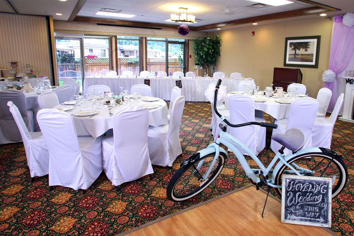 Events at the Best Western PLUS