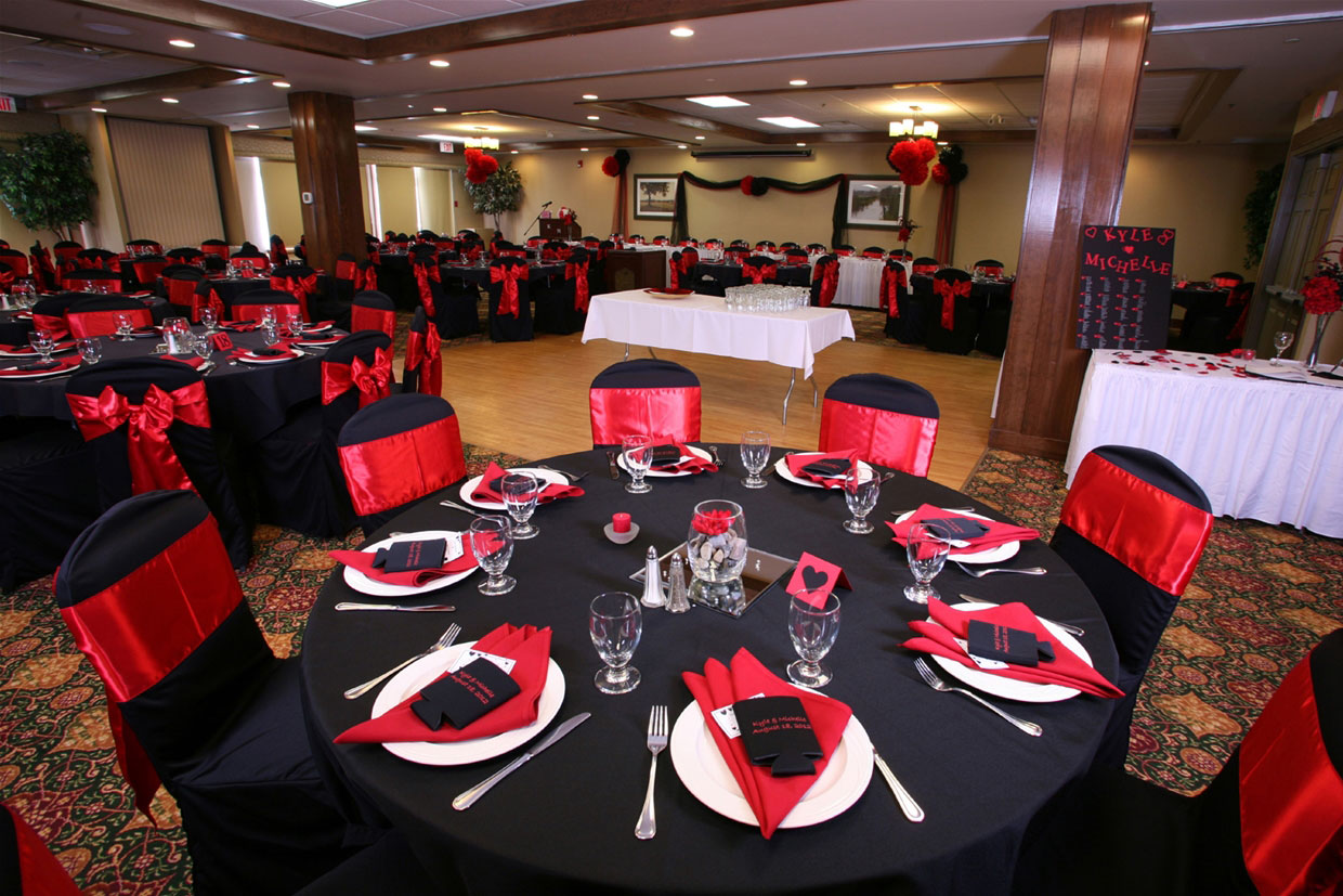 Grand Ballroom at the Best Western - Wedding Event
