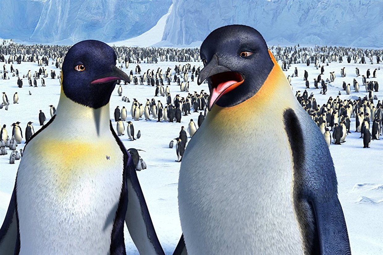 Free Movie Mondays: Happy Feet