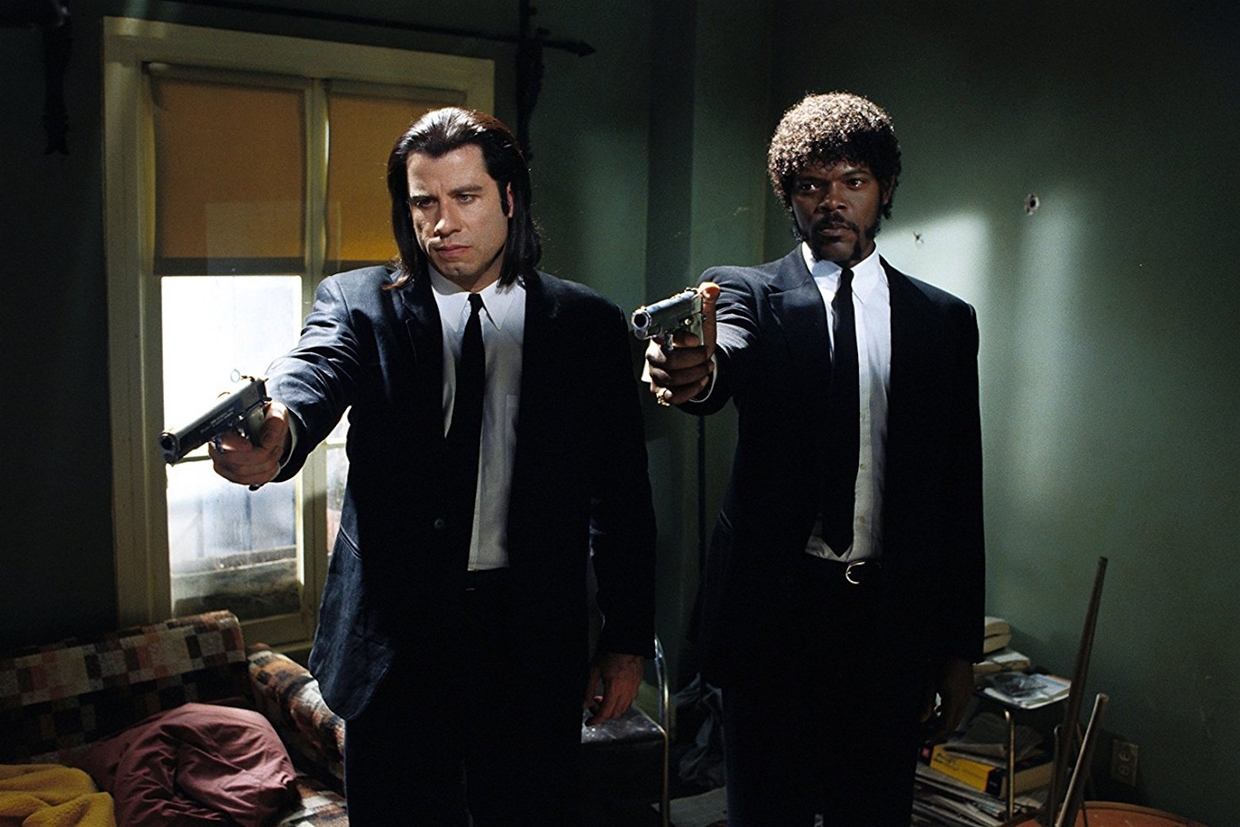 Free Movie Mondays: Pulp Fiction
