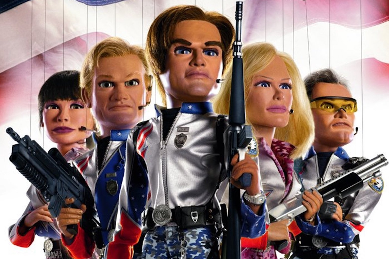 Free Movie Mondays: Team America - World Police