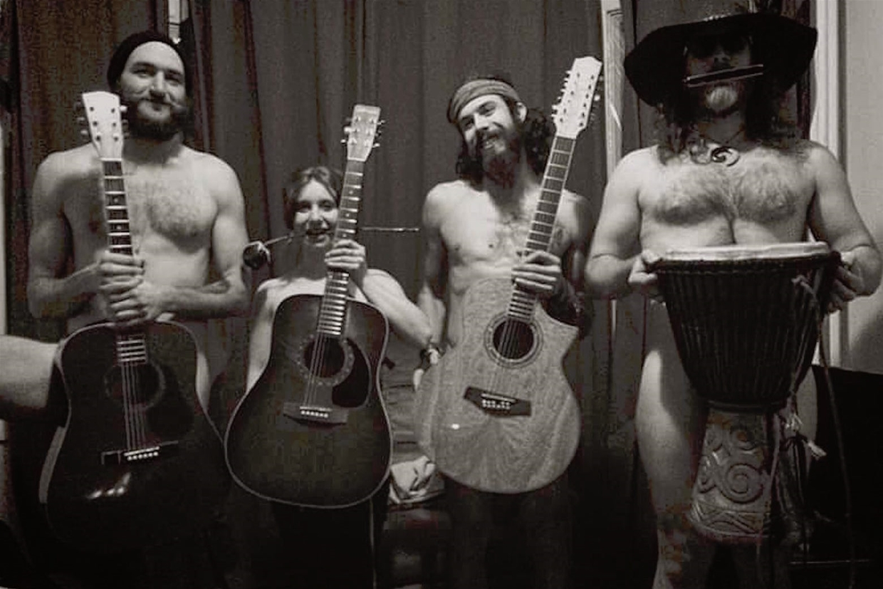 The Naked Rose Band
