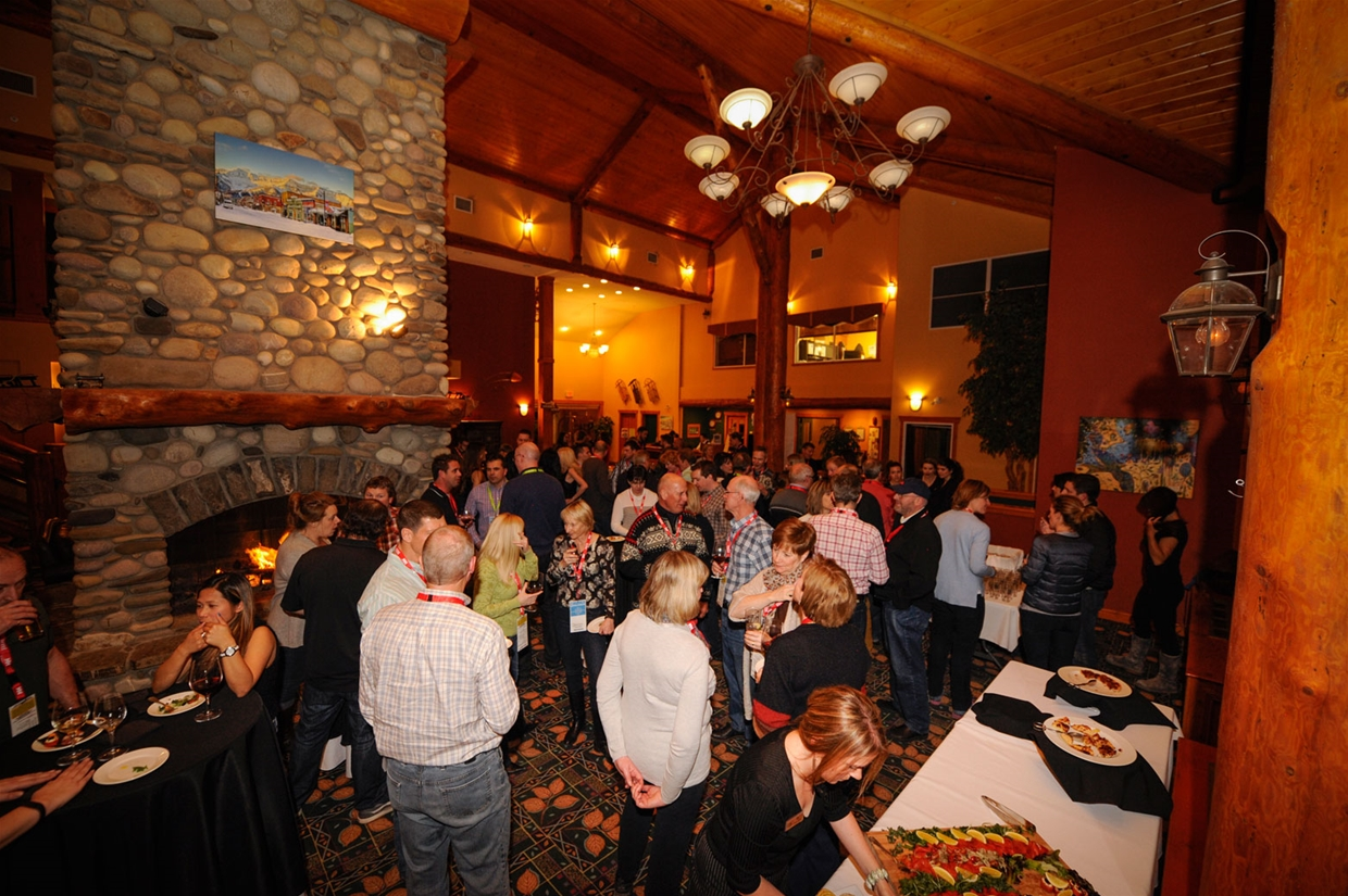 Corporate Events at Lizard Creek Lodge