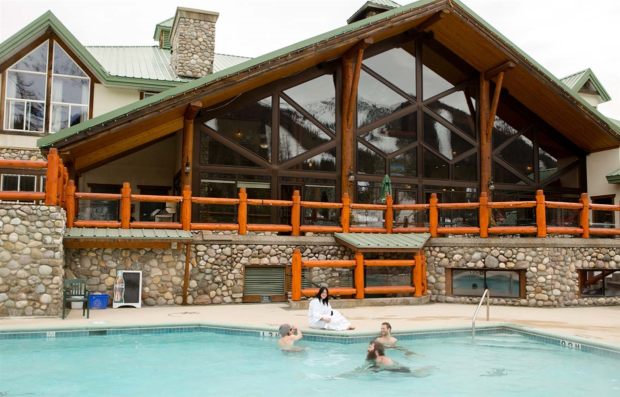 Lizard Creek Lodge Spa
