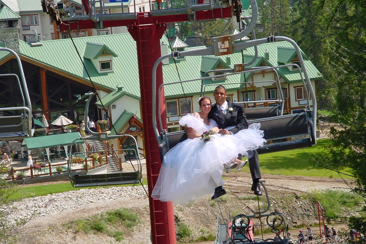 Lizard Creek Lodge Weddings