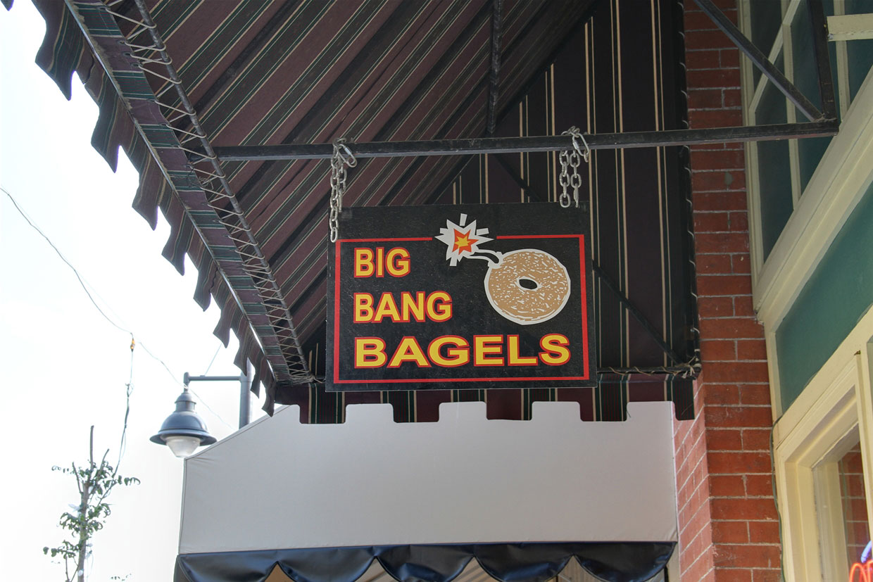 Big Bang Bagels