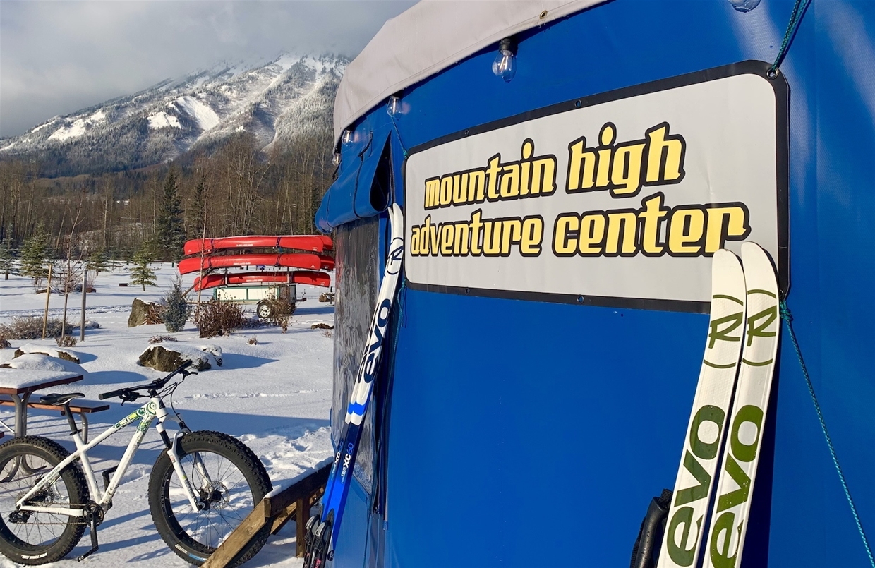 Mountain High Adventures - winter outdoor experiences!