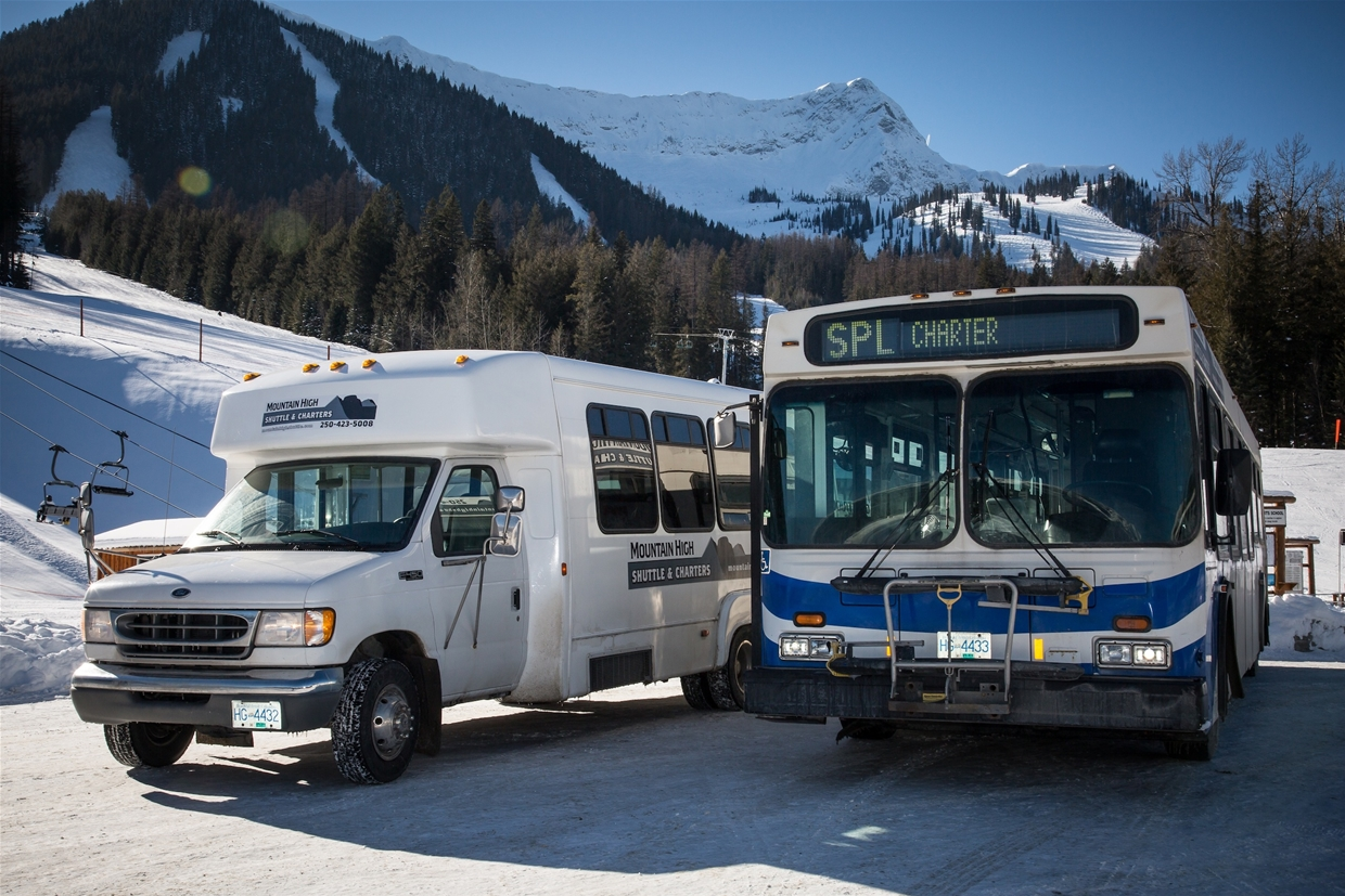 Mountain High Shuttles