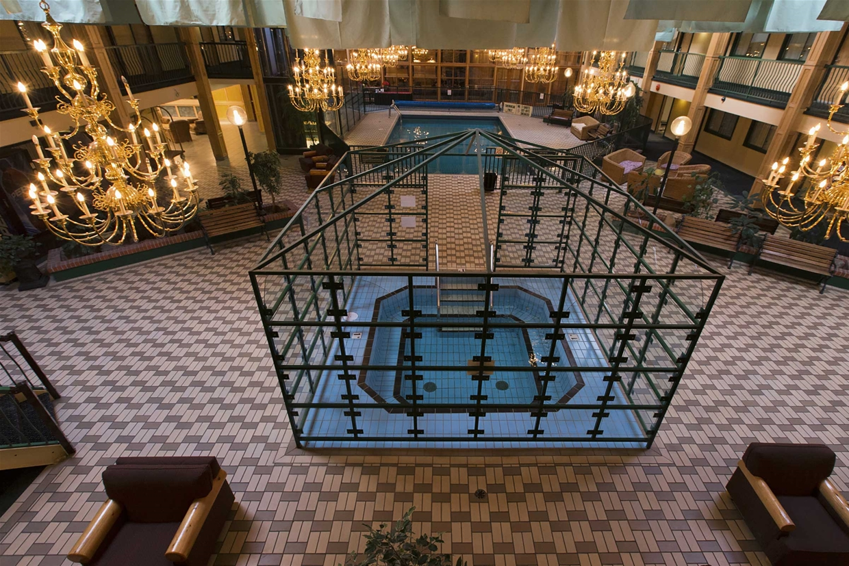 Atrium at Park Place Lodge - Indoor Pool & Hut Tub