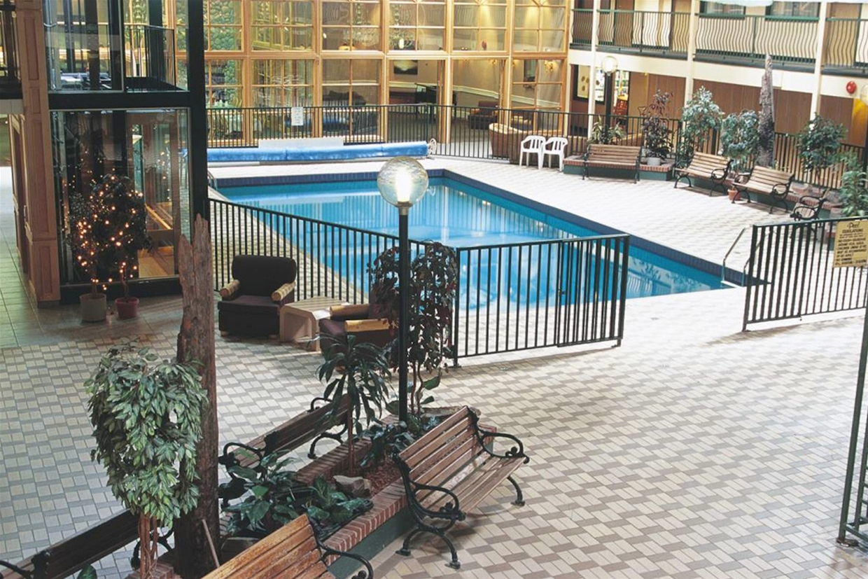 Park Place Lodge indoor pool