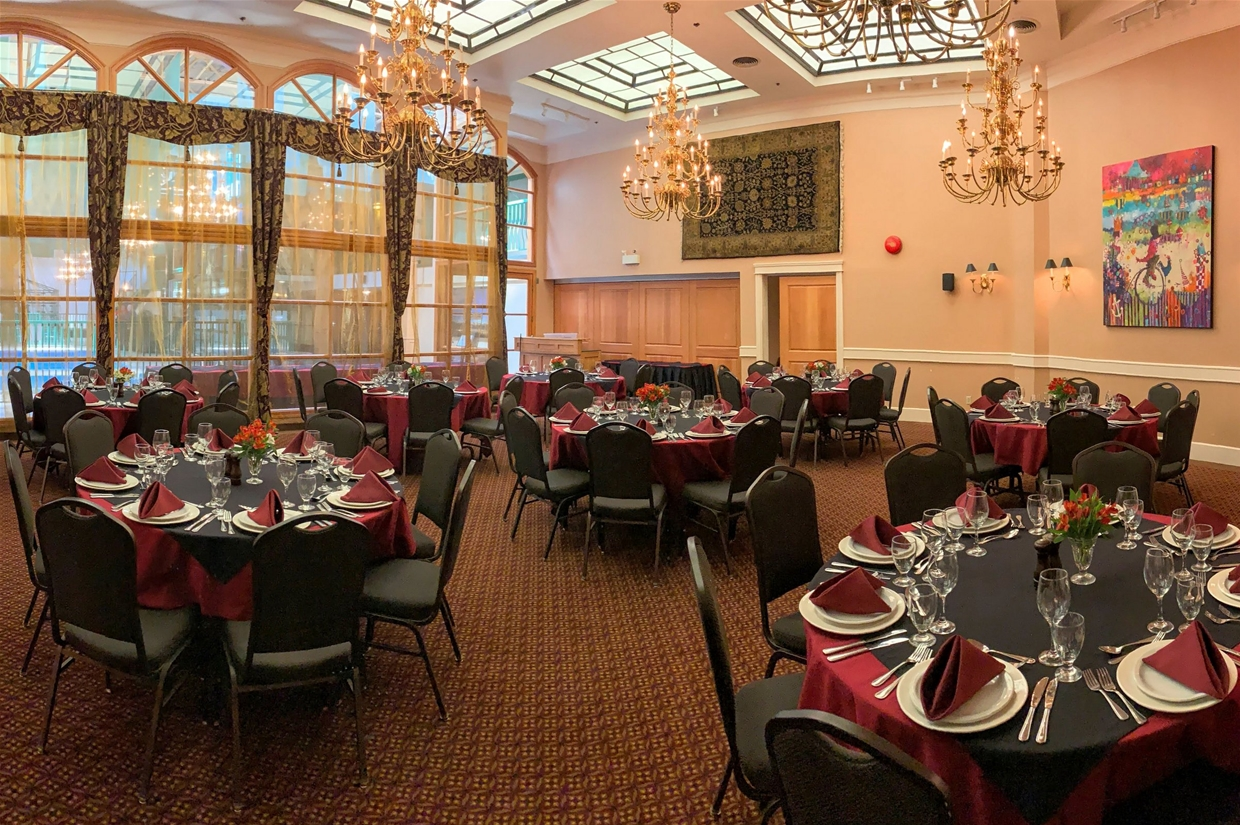 Park Place Lodge Banquet Room