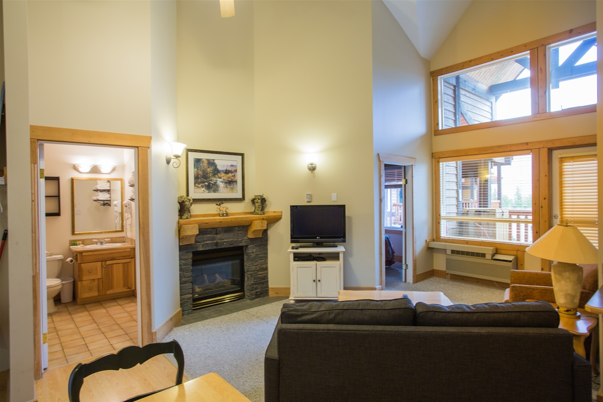 2- Bedroom Suites at Cornerstone Lodge