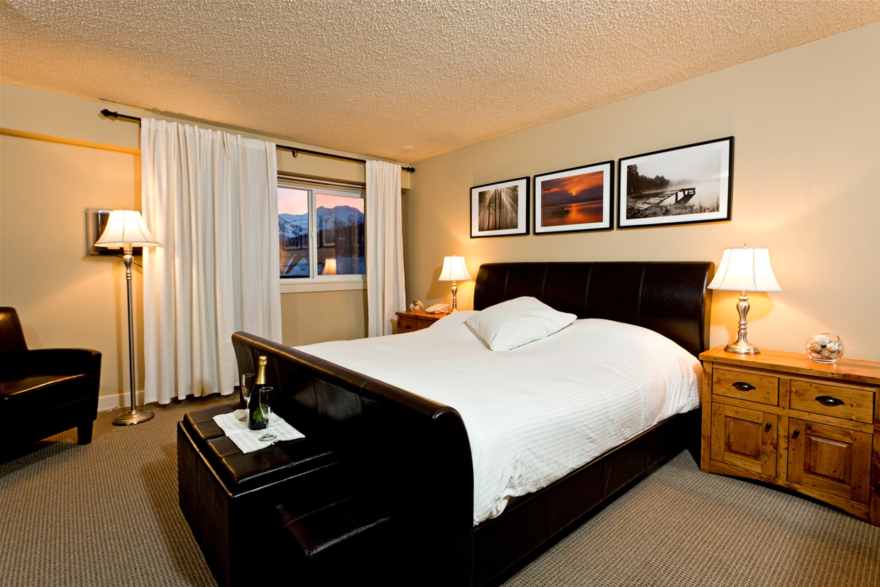 Mount Fernie Suite at Red Tree Lodge